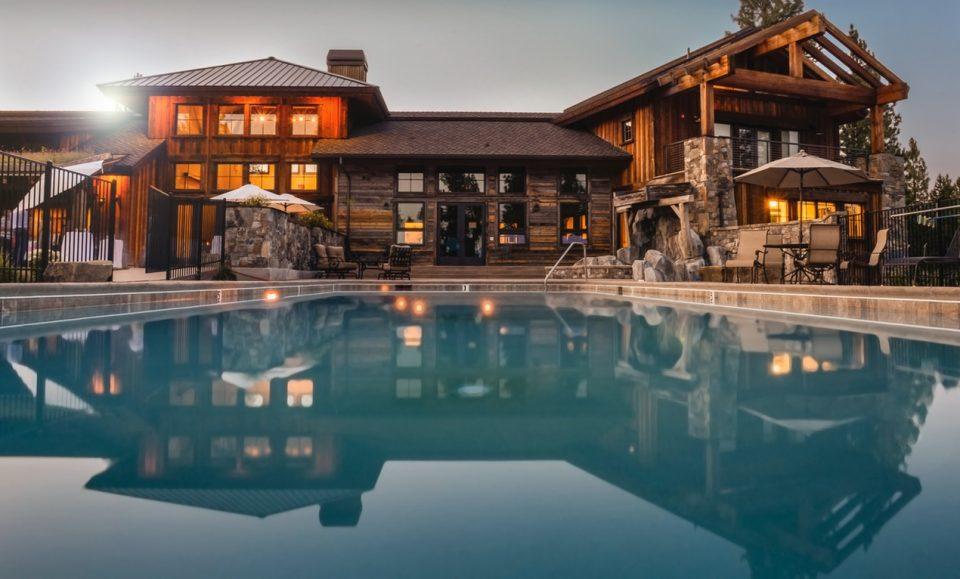 pool, home